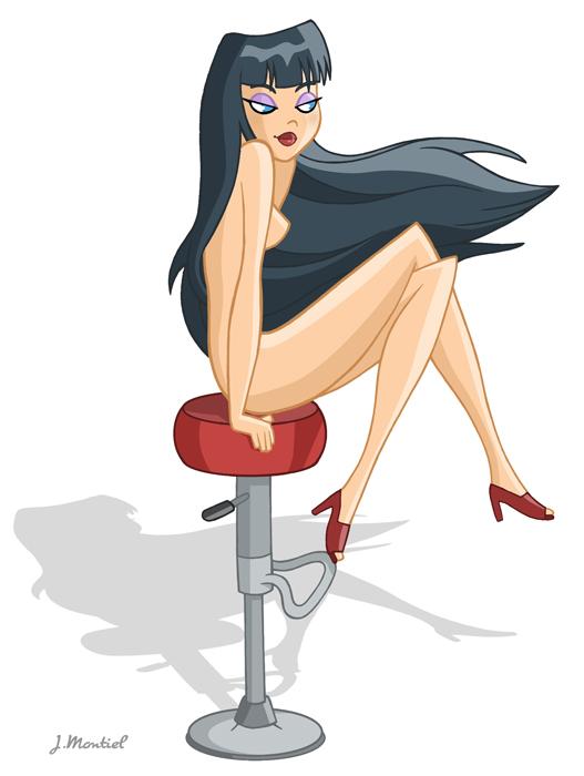 Chicas Desnudas Tacones