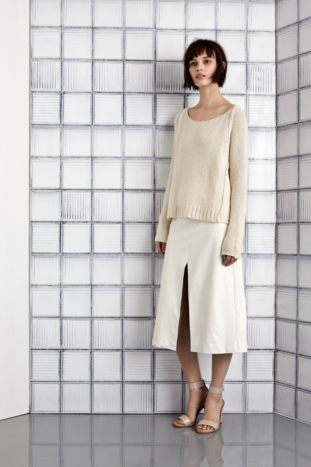 Tess Giberson Resort 2016 / best looks of resort 2016 inspired by organic and natural fabrics and living. Via fashioned by love / british fashion blog