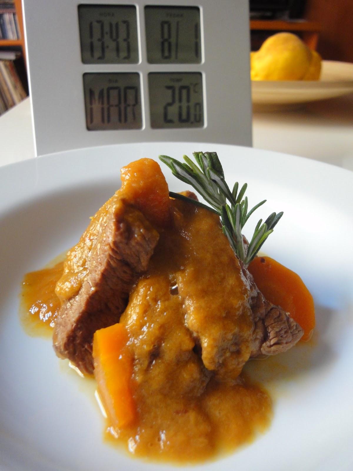 Clases de cocina zaragoza rag de ternera en olla r pida - Cursos de cocina zaragoza ...