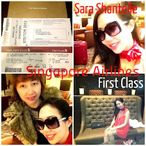Singapore Airlines First Class Travel to Hong Kong