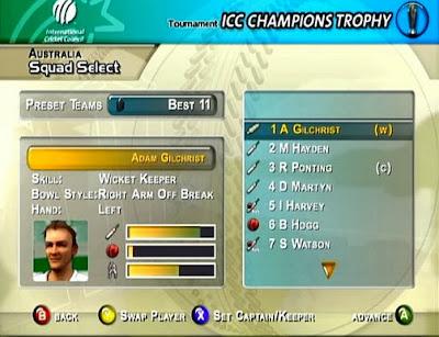 Brian Lara International Cricket 2005 FUll Torrent Link
