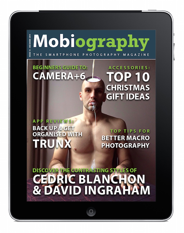 Mobiography Magazine Screen Shot