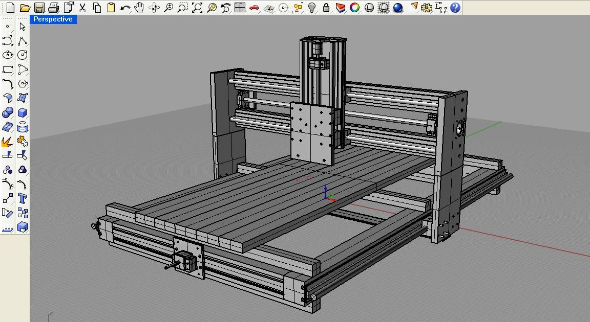 Build Your Own Cnc Router  Build Your Own Hobby Cnc Router