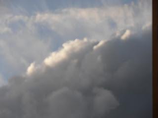 nubes de primavera