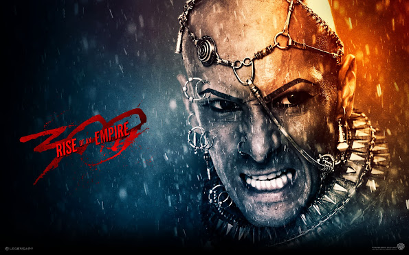 xerxes 300 Rise of an Empire 4o