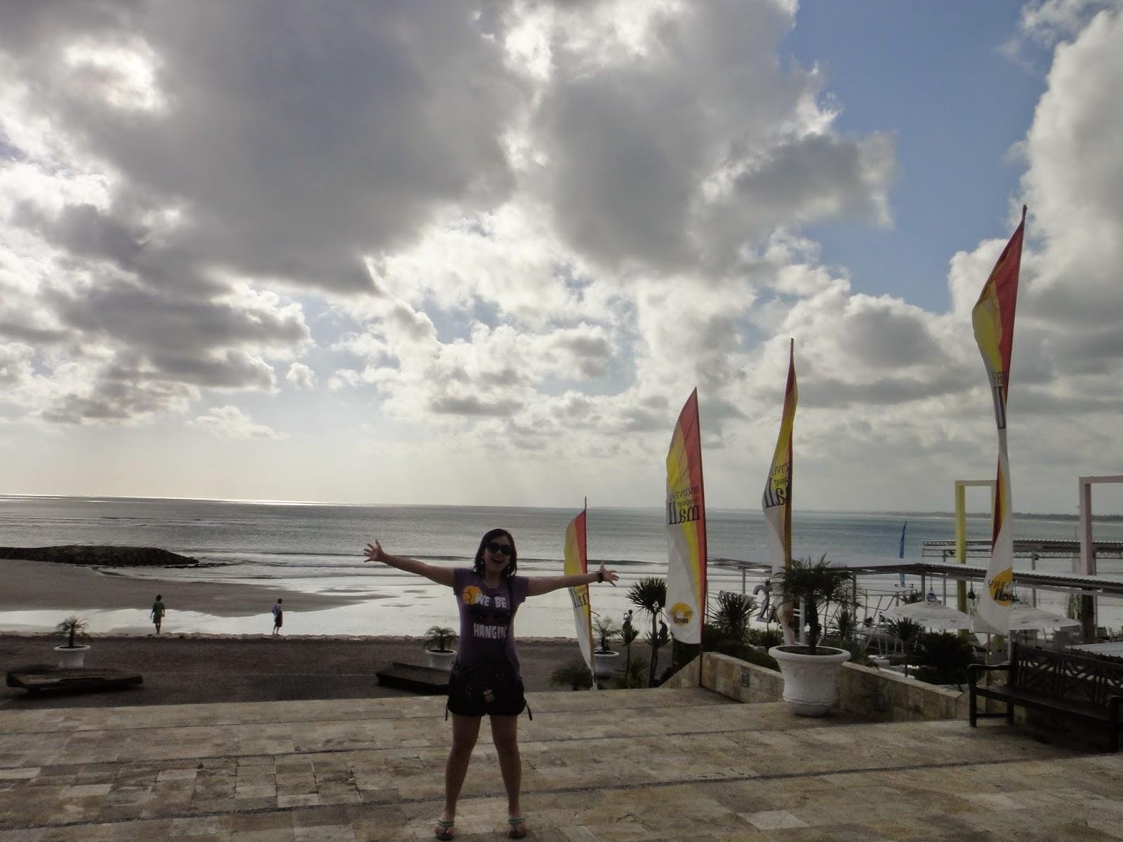 Kuta Beach Bali Island Indonesia