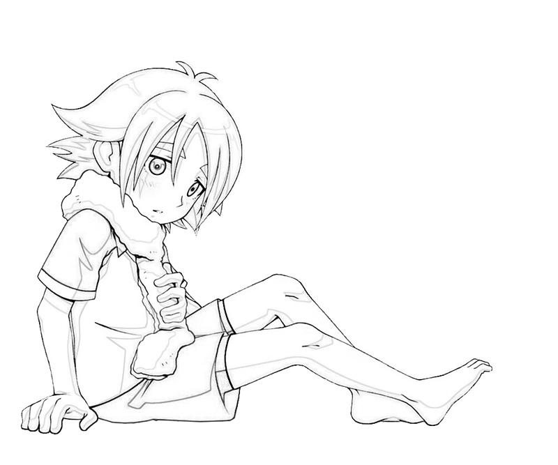 inazuma-eleven-2-shiro-fubuki-look-coloring-pages