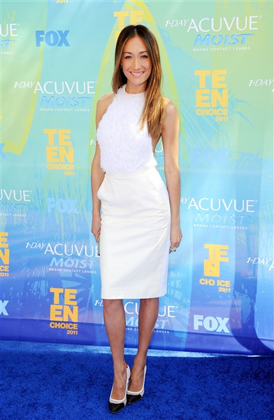 Dulce Garbo: Teen Choice Awards 2011
