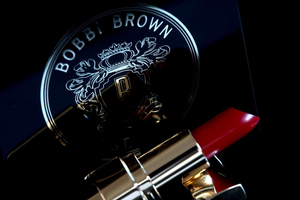 bobbi brown rouge à lèvres old hollywood test avis swatch