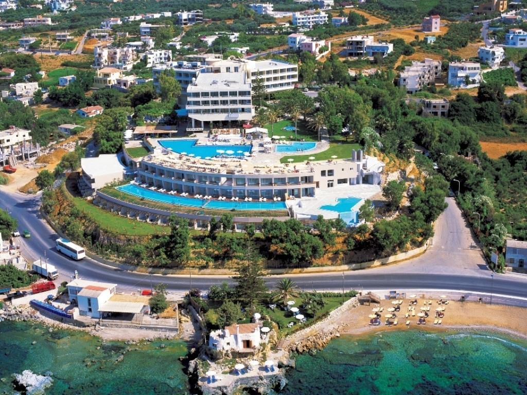 Leptos calypso hotels think mediterranean panorama for Hotel panorama
