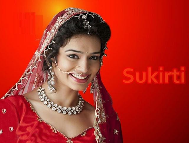 Beautiful Sukirti Kandpal Wallpaper