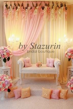 Eksklusif+Baju+Tunang+Baju+Sanding+Warna+Pastel+Dusty+Pink+Tiffany