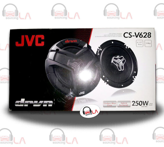 http://www.ebay.com/itm/JVC-CS-V628-6-5-2-Way-Coaxial-Car-Audio-Speakers-250-Watts-/131528131786