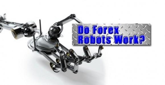Forex robot works