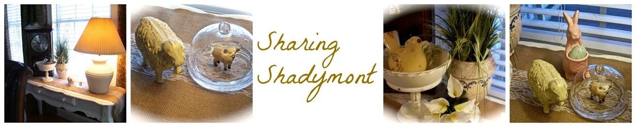 Sharing Shadymont