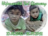 Hijau Cantik 3rd Give Away