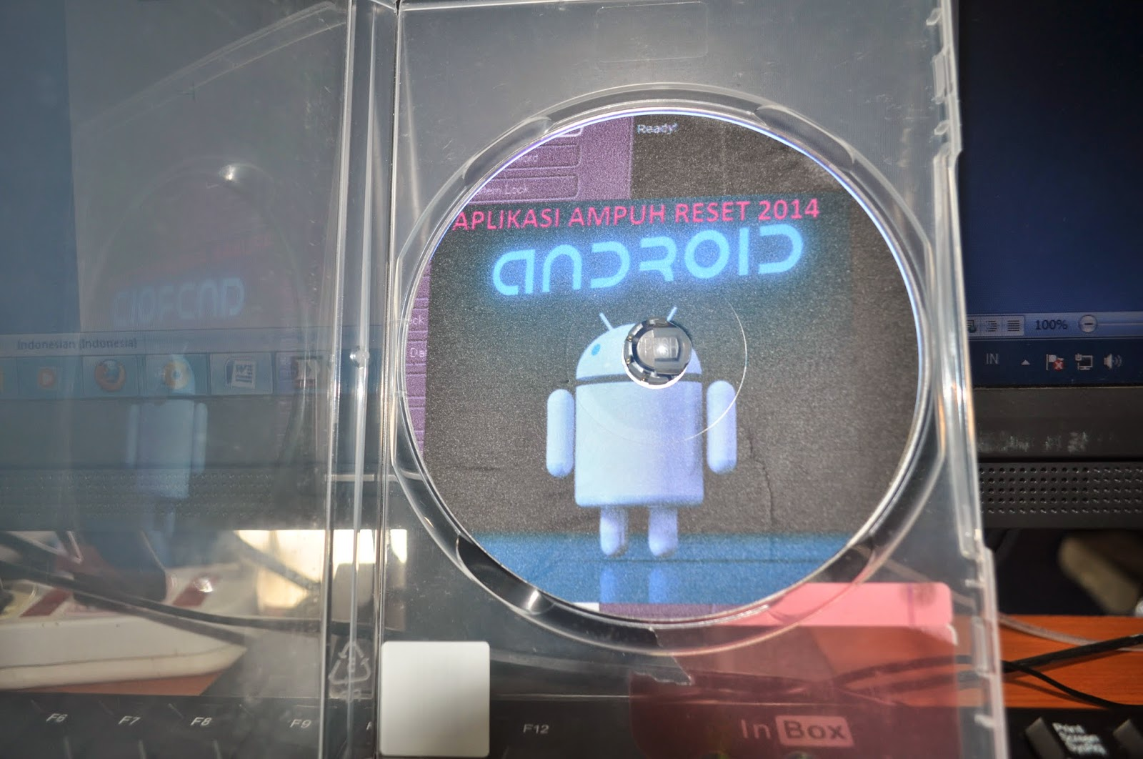RESET GMAIL ANDROID
