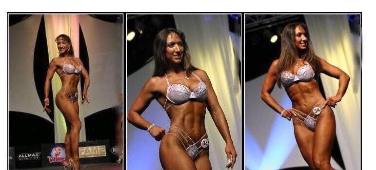 Linda Cusmano Fitness Figure