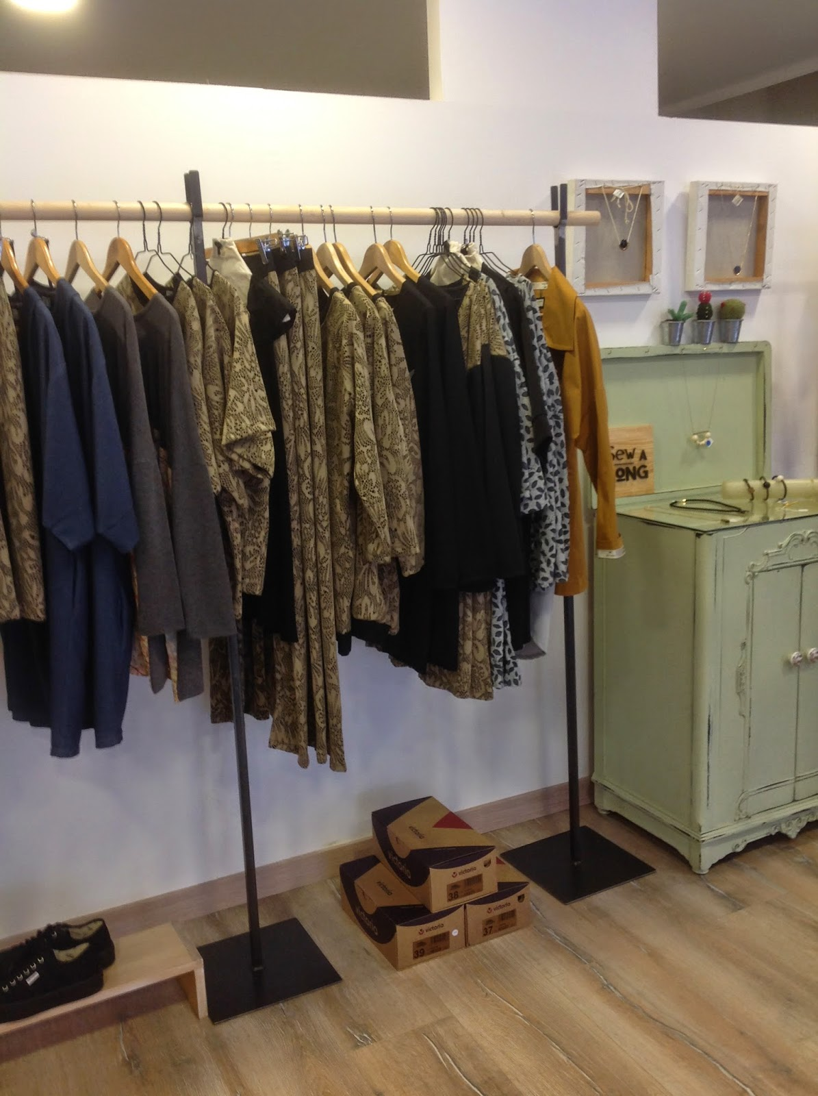 malahierba store interior aw14 collection