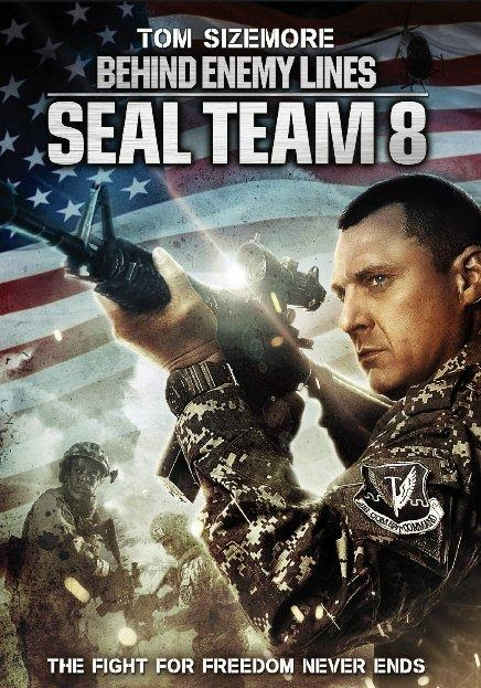 ver Seal Team Eight: Behind Enemy Lines (Tras la línea enemiga: Comando de élite) (2014) Online