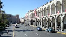 Plaza de Armas square
