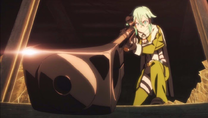 Sword Art Online II Episode 2 Subtitle Indonesia