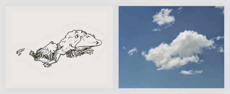 10-Big-head-Duck-Cloud Detail-Martín-Feijoó-Images-in-the-Sky-Cloud-Drawings-www-designstack-co