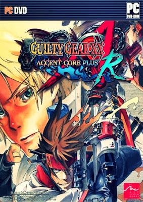 Guilty Gear: XX Accent Core Plus R [RELOADED] Cover