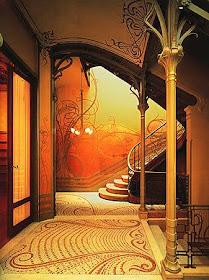 Art Nouveau Belgia
