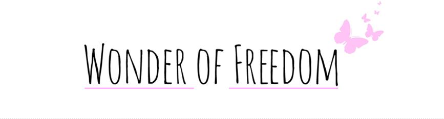 Wonder Of Freedom