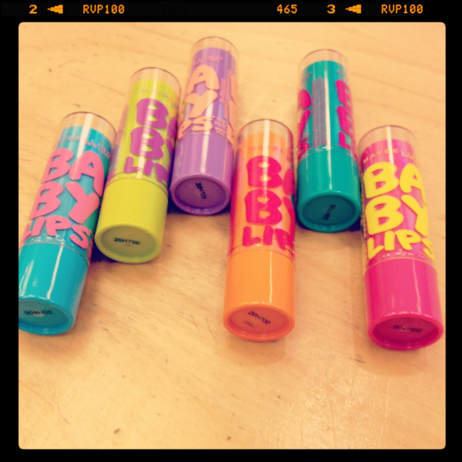 The Beauty Of Life Baby Your Lips Maybelline Baby Lips