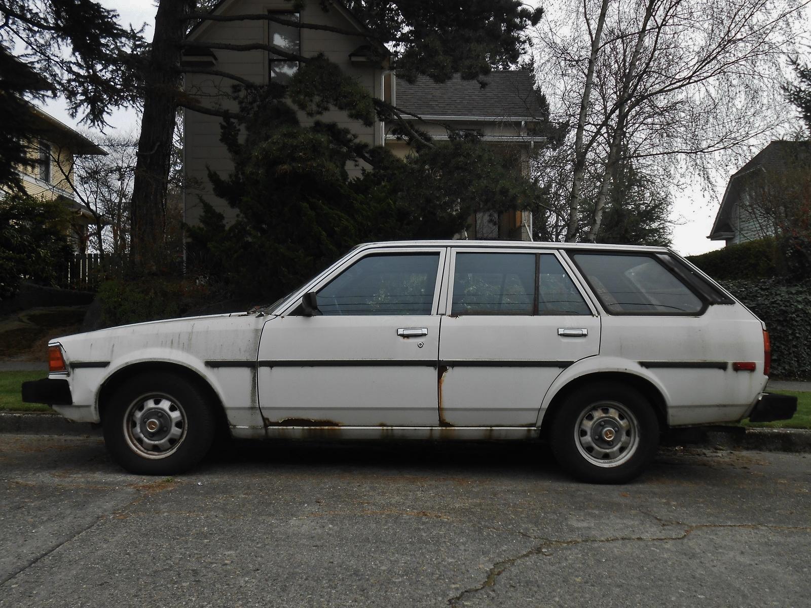 1982 toyota corolla wagon