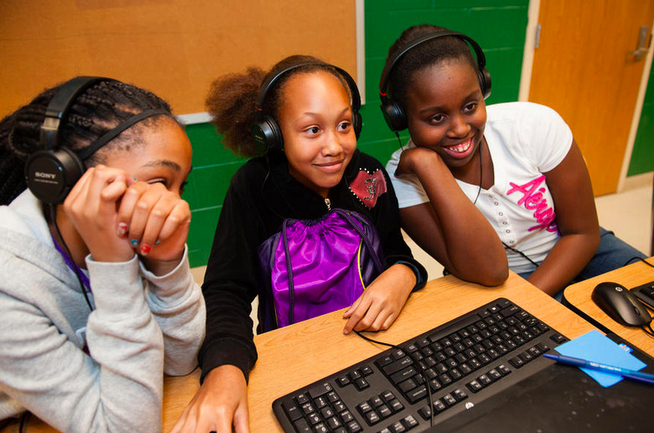 Computer Science Education Week: Coding our Future