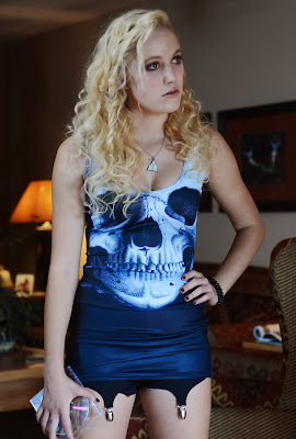 Still of Maika Monroe from The Guest