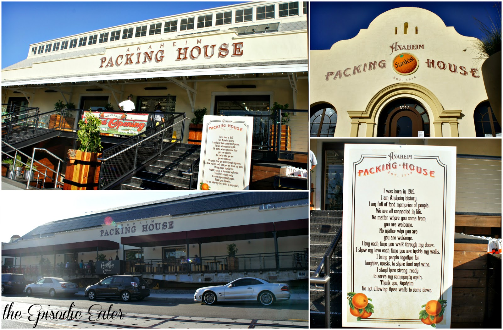 Anaheim Packing District (Anaheim, CA) On The Episodic Eater