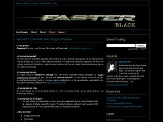 Faster Black