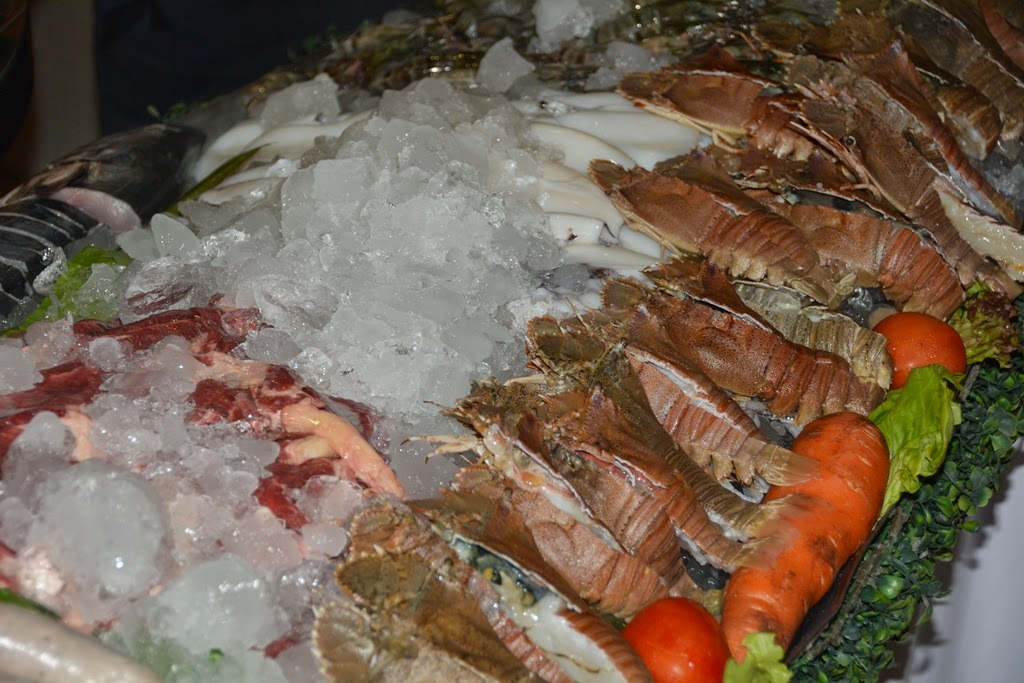 Bimi Beach Club Barbecue Phuket lobster