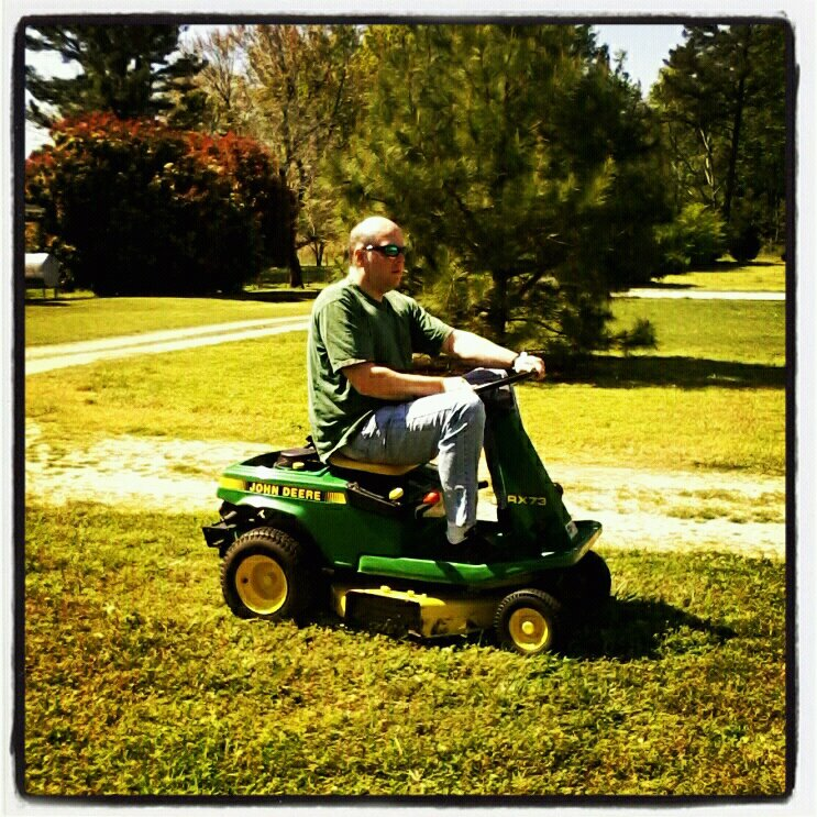Nothing runs like a Deere via foobella.blogspot.com