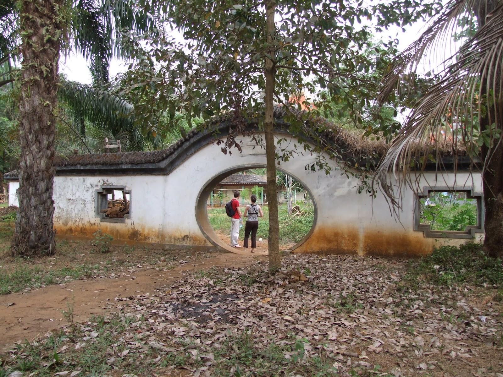 Voyager autrement en guin e zoom sur conakry et les iles for Jardin octobre