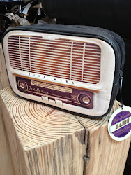 Old Time Radio Dopp Bag
