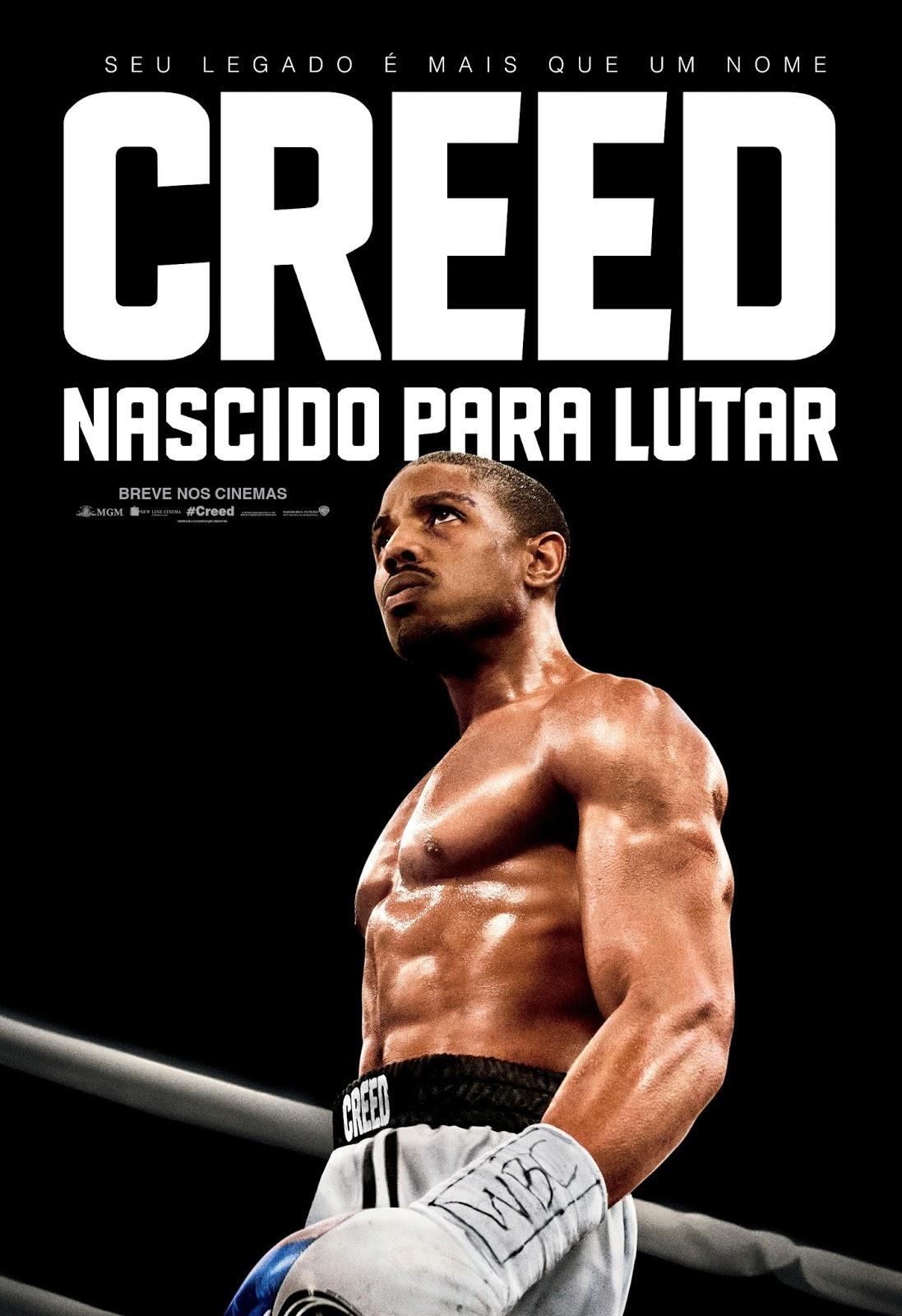 Resultado de imagem para Creed:Nascido Para Lutar