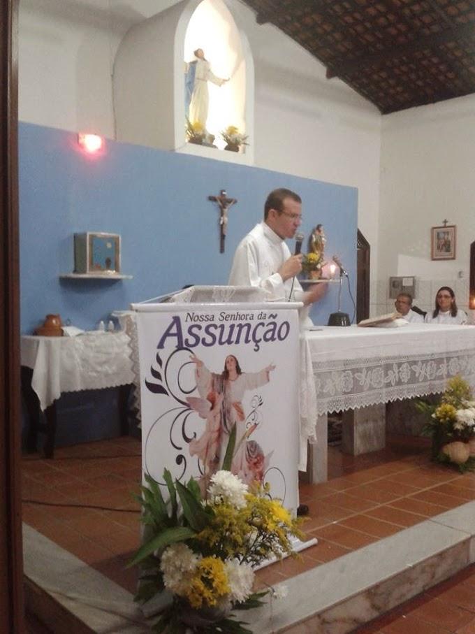 FESTA DE NOSSA SENHORA DA ASSUNÇÃO NO TANCREDO