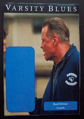 G.I. Jigsaw: Varsity Blues Custom Action Figure Cards
