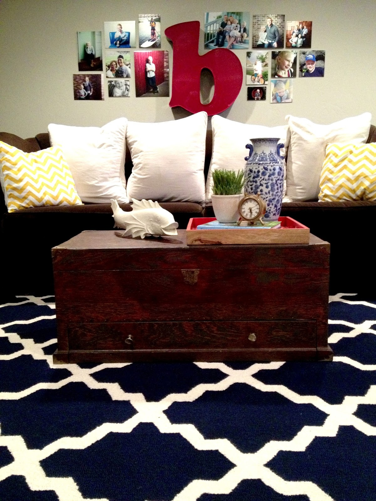 DIY Trunk Coffee Table Entirely Eventful Day