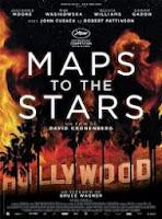 Mapa de las estrellas (Maps to the Stars) (2014) [Vose]