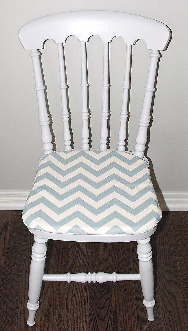 am dolce vita before and after windsor chair