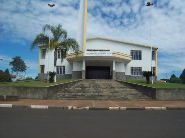 Igreja Matriz/Maio/2011.