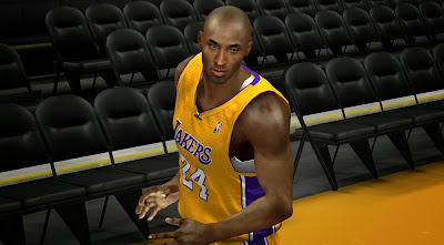 Realistic Kobe Face Texture