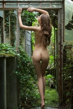"Alison in ""Wild Fern"" at FEMJOY"
