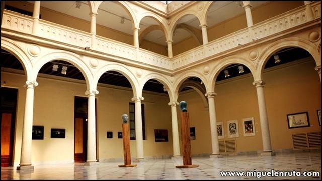 De parques y antiguos conventos en albacete capital en for Oficina de turismo albacete